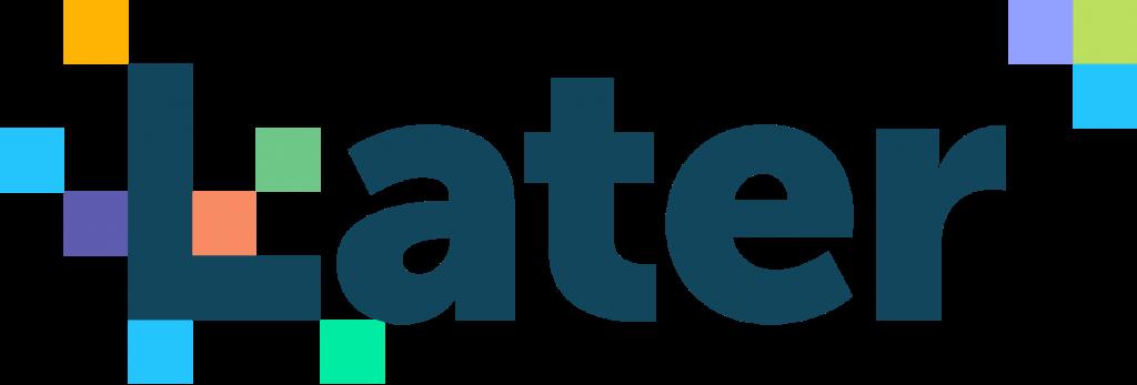 logo later social media planner