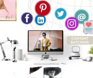 Content batching like a pro as a fashion brand or fashion designer