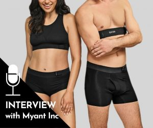 Interview with Myant Inc