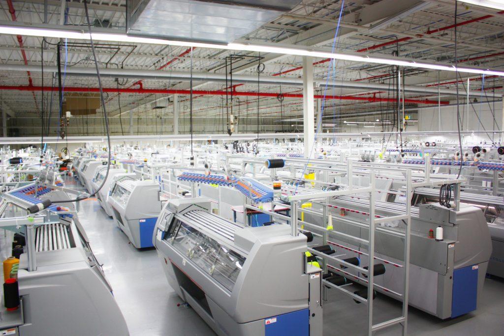 Myant inc - manufacturing